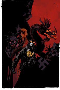 Lobster Johnson: The Iron Prometheus #5 | Mike Mignola