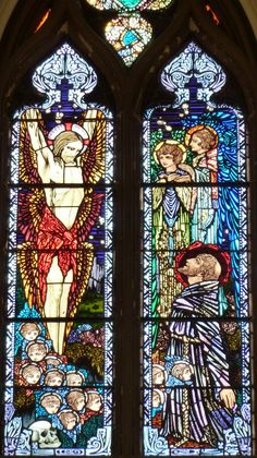 Harry Clarke; stained glass