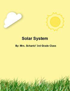 Solar System |  by Mrs.Schantz' 3rd Grade Class