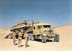 1943 British Scammell