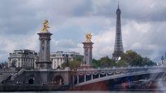 Le #PontAlexandreIII #Paris June 2014  www.pinterest.com/annbri/