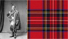 Tartan has been associated with Scotland for centuries, but if we go further back in history to the 8th century BC, the tartan can be traced in Hallstatt s