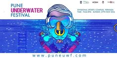 India's first Pune Underwater festival. Date: 27th Nov 2016 Time: 9am-3pm Finkick Adventures http://www.puneuwf.com/#tickets #Events #Festival #UnderWater #Finkickadventures #CityShorPune