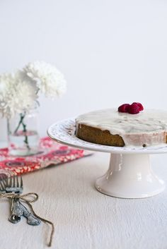 Earl Grey Cake recipe