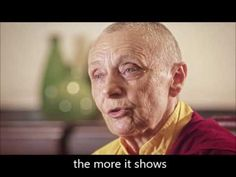 Tenzin Palmo Jetsunma - The difference between Genuine Love and Attachment