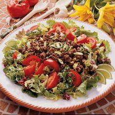 Frisée Salad with Oranges & Pistachios