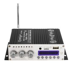 HY-V10 Mini Bluetooth Hi-Fi Stereo Amplifier Bass Booster MP4 12V for Car Motorcycle. Hy-v10 Mini Bluetooth Hi-fi Stereo Amplifier Bass Booster Mp4 12v For Car Motorcycle    features:  1. Bluetooth Hifi Stereo Mini Amplifier, High-quality Sound.  2. With Overload, Short Circuit, Overheat Protection.  3. With Treble, Bass, And Volume Control.  4. Volume Control Knob With Power Switch Aperture.  5.lightweight And Easy To Carry.  6.widely Suitable For Automobile, Motorcycle, Mp3, Mp4, Family…