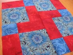 Can't believe we're on Block 8 of the Layer Cake Quilt Along already. It's the disappearing design , . Layer Cake Quilt Patterns, Layer Cake Quilts, Disappearing Nine Patch, Sewing Crafts, Sewing Ideas, Patch Design, Quilt Blocks, Squares, Patches