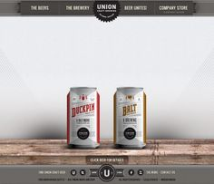 Union Craft Brewing  #breweries #local #webdesign #baltimore