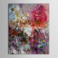Hand Made Abstract Paintings on Canvas Artwork Hit Color Butterfly Palette Knife Oil Painting Home Cafe Decoration Art 1p n8-in Painting & Calligraphy from Home & Garden on Aliexpress.com | Alibaba Group
