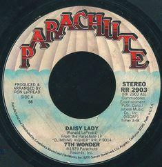 Wonder - Daisy Lady / Something Inside You Feel Old School Music, Music Radio, Casablanca, Archive, How Are You Feeling, Feelings, Lady