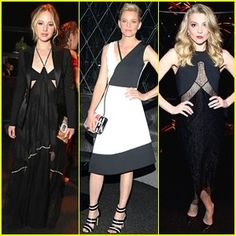 Jennifer Lawrence At The Hunger Games: Mockingjay - Part 1 Premiere!
