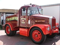 SCAMMELL - Willards