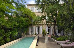 Maison de maître à Arles