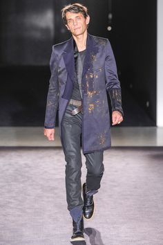 Maison Martin Margiela Spring 2014 Men's Collection