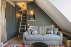 10 great ideas for integrated rooms (From Chloe Hines)