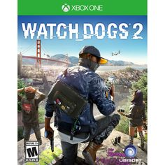 Watch Dogs 2 (Xbox One), Video Games