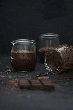chocOlate pudding pots