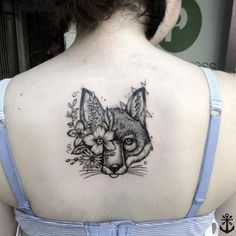 How to make Flower & Wolf Tattoos Mixture