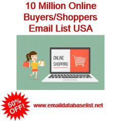 Online buyers email list USA Buy Email List, Buy Things Online, Perfect Money, Online Shopping Usa, Business Emails, Google Ads, Magazine Ads, Growing Your Business, Email Marketing