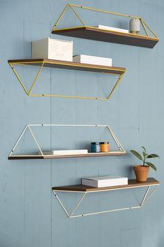 Epure Shelf by Kann, design by AC/AL Studio. #kann #kanndesign #colourfulshelves #acalstudio #shelf