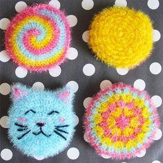 Apprendre à tricoter ses éponges avec Creative Bubble!