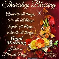 Thursday Morning Quotes, Happy Thursday Quotes, Thursday Images, Good Morning God Quotes, Good Morning Thursday, Thankful Thursday, Good Morning Happy, Good Morning Greetings, Good Morning Wishes