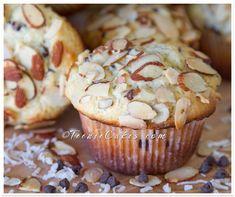 Coconut Almond Joyful Muffins