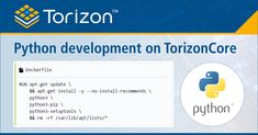 Did you know that you can install #Python to a TorizonCore base image and start developing your #embedded project with #containers? Learn more. #EmbeddedSystems #EmbeddedLinux #EmbeddedProject #Torizon #Docker Embedded Linux, Base Image, Did You Know, Knowing You, Learning, Studying, Teaching, Onderwijs