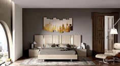 MUEBLES MUÑOZ - dormitorios actuales CATALOGO 5 Camas King, Bathroom Lighting, Chandelier, Ceiling Lights, Bedroom, Furniture, Info, Design, Home Decor
