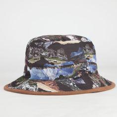 LRG Motherland Camo Mens Bucket Hat 234593100 | Bucket Hats | Tillys.com
