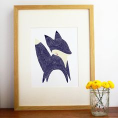 January Little Fox Illustration - Free US Shipping #munire #pinparty #MadeinUSA