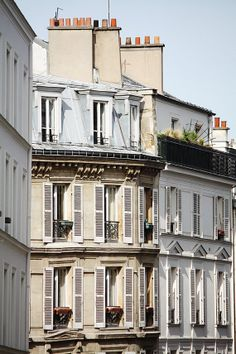 #paris #montmartre #windows