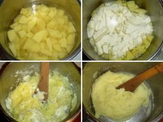 Škubánky Mashed Potatoes, Tacos, Pasta, Health, Ethnic Recipes, Desserts, Halloween, Essen, Postres