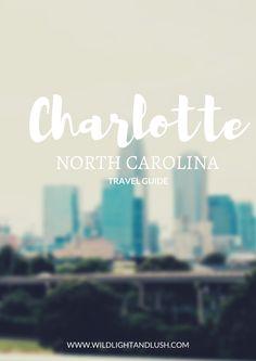 CHARLOTTE NC.   Expl