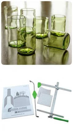 perfect tool to cut glass bottles