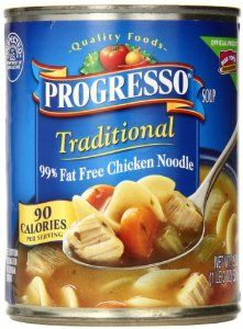 Progresso Traditional Soup, 99% Fat Free Chicken Noodle, 19-Ounce Cans (Pack of 12) - http://handygrocery.org/grocery-gourmet-food/progresso-traditional-soup-99-fat-free-chicken-noodle-19ounce-cans-pack-of-12-com/