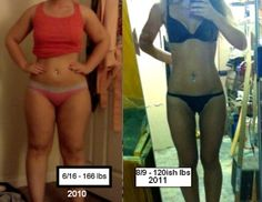 """fitnesslikeaboss: """" today-is-where-your-book-begins: """" as requested… before (during, considering i started 220+ lbs) & now """" Amazing!! """""""