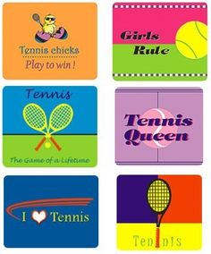 Tennis Office Supplies