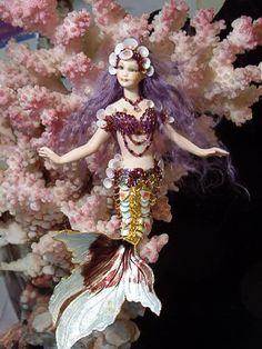 Porcelain Mermaid.
