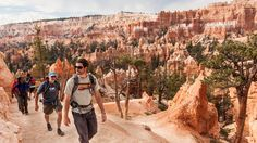 Hike Zion and Bryce Canyon with REI while staying at our exclusive, upscale base camp. Visit the Narrows, colorful hoodoos, and more.