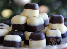 Nejlepší recepty na nepečené cukroví | NejRecept.cz Nutella, Nail Polish, Candy, Nails, White Chocolate, Chocolate Candies, Cherries, Home Made, Simple