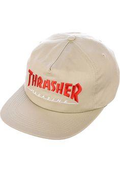 Thrasher Two-Tone-Magazine-Logo - titus-shop.com  #Cap #AccessoriesFemale #titus #titusskateshop