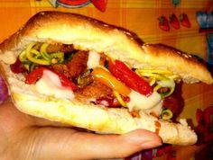Kebab veg