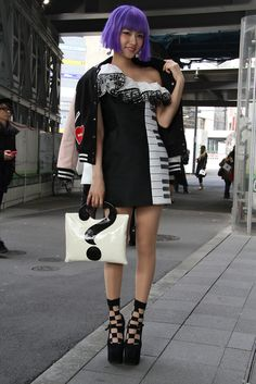 They Are Wearing: Tokyo Fashion Week Fall 2015