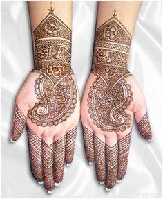 Karva chauth designs mehndi