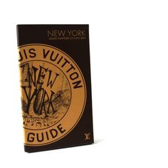 LOUIS VUITTON - City Guide 2011 New York -