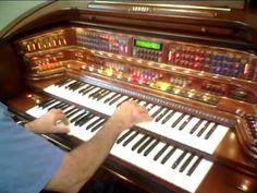 Lowrey Prestige - Organ Tones - YouTube