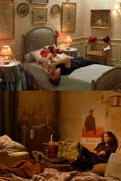 The best films to inspire your next home renovation: The Dreamers (2003) Most of the action in Bernardo Bertolucci's erotic film takes place in this evocatively styled 1960s Paris apartment.