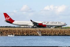 Virgin Atlantic, Airbus A340-642